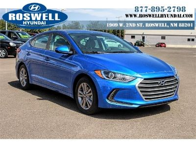 2018 Hyundai Elantra Value Edition (electric)