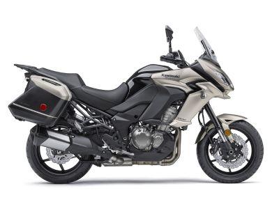 2016 Kawasaki Versys 1000 LT Touring Motorcycles Jamestown, NY