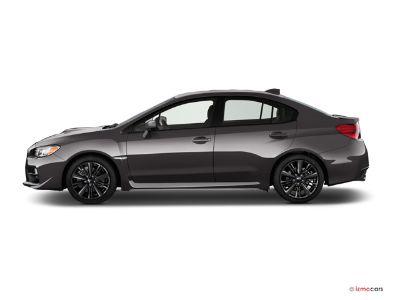 2015 Subaru Impreza WRX Premium (Dark Gray Metallic)
