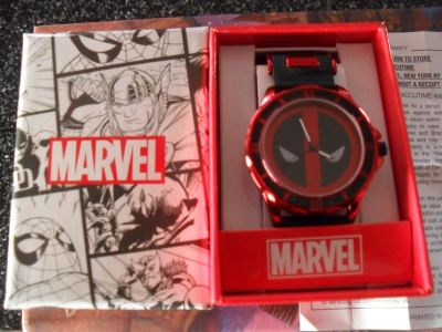 Deadpool watch....new
