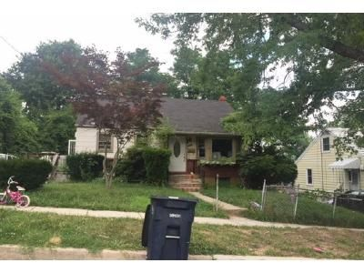 4 Bed 1 Bath Foreclosure Property in Capitol Heights, MD 20743 - Topeka Ave