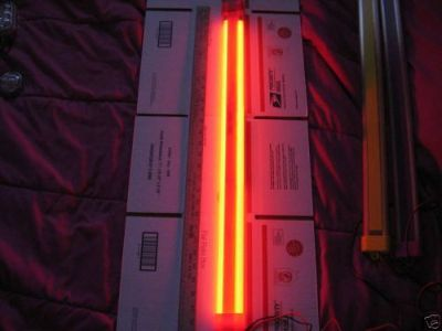 """Purchase 28""""RED~NEON~COLD CATHODE~LIGHT~GROUND EFFECT~HOOD?$98+ motorcycle in Oshkosh, Wisconsin, United States"""