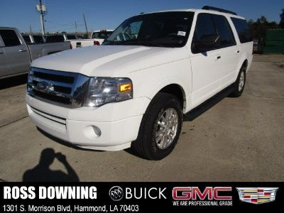 $21,874, 2012 Ford Expedition EL XLT