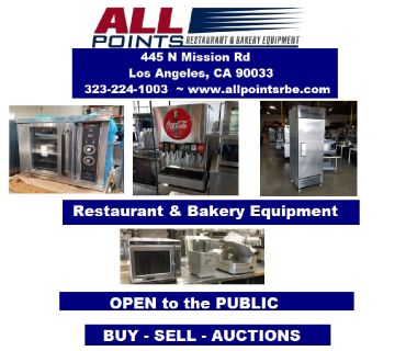 AFFORDABLE# Restaurant & Bakery Equipments