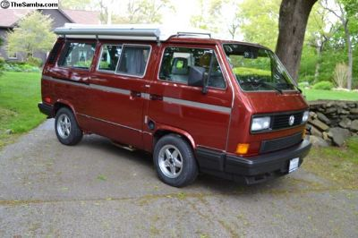 1988 Vanagon Camper only 34000 miles