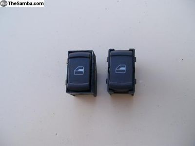 99 Passat Rear Power Window Switches 2