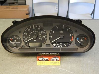 Find E36 1997 328i Instrument Cluster Speedometer 67K Miles 62118363758 motorcycle in Sun Valley, California, United States, for US $249.99