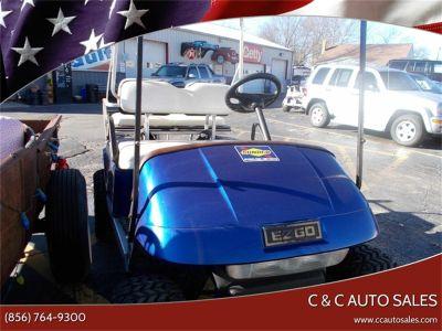 2011 E-Z-GO Golf Cart