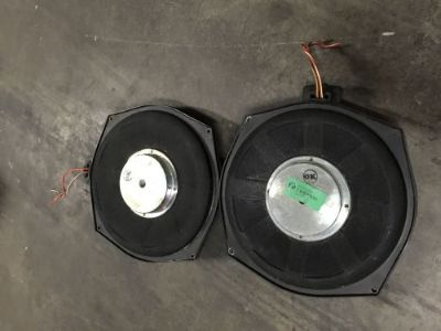 Sell 2006-2010 BMW 5 SERIES E60 M5 E63 6 SERIES CENTRAL BASS SUBWOOFER SPEAKER motorcycle in Safety Harbor, Florida, United States, for US $169.99