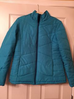 Faded Glory brand large size aqua teal jacket in great condition. Porch pick up in White House within 24 hours