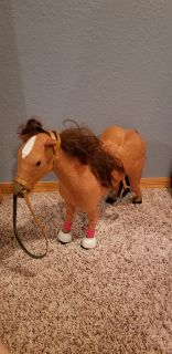 Horse for 18 Inch Dolls