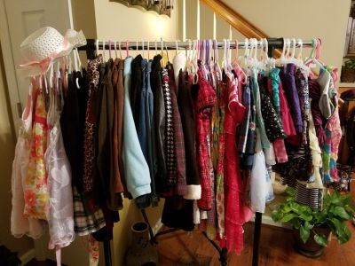 Girls Clothes, Size 4-10/12