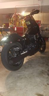 2015 Harley-Davidson STREET BOB DYNA