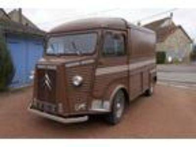 1979 Citroen HY Indenor Diesel Van