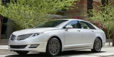 2016 Lincoln MKZ Hybrid Base (Magnetic Metallic)