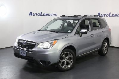 2016 Subaru Forester (Ice Silver Metallic)