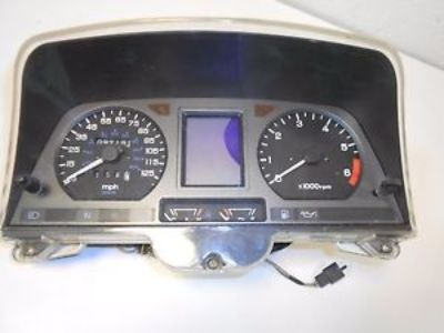 Find HONDA GL1500 GOLD WING ASPENCADE METER COMBINATION 37100-MT2-671 GL 1500 np motorcycle in Madison, Alabama, United States, for US $89.95