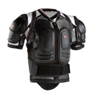 Sell Dainese Performance Body Armor Mountain Bike Protection Black motorcycle in Holland, Michigan, US, for US $199.95