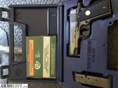 For Sale: Colt MK IV Series 80-380