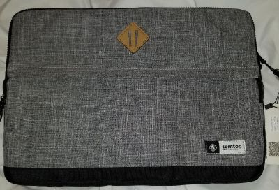 NWT TOMTOC TABLET/LAPTOP SLEEVE