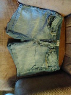 Jean shorts by mudd size 13