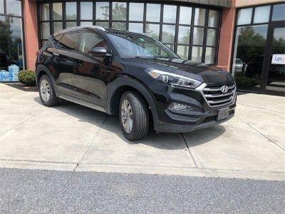 2017 Hyundai Tucson (Black Noir Pearl)