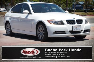 2007 BMW 3-Series 335i (Alpine White)
