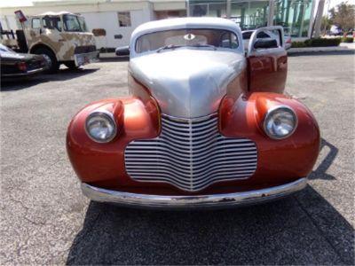1940 Chevrolet Custom