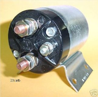 Purchase STARTER SOLENOID CHRYSLER DESOTO DODGE STUDEBAKER FORD 1956-64 SAD-4401 & MORE motorcycle in Lexington, Oklahoma, United States, for US $49.95