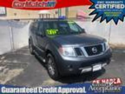 $12495.00 2011 NISSAN Pathfinder with 85025 miles!