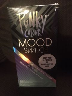Punky Colour Mood Switch Hair Dye (NEW)