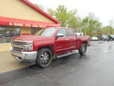 2018 Chevrolet Silverado 1500 For Sale