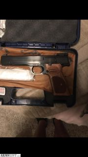 For Sale: Smith and Wesson Model 41