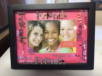 6 x 4 Friends Picture Frame