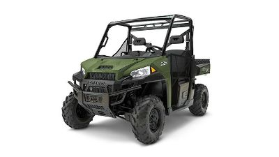 2017 Polaris Ranger XP 1000 Side x Side Utility Vehicles Lancaster, TX