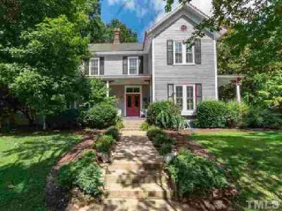 """239 N Main Street Wake Forest Four BR, """"The Greason House"""""""