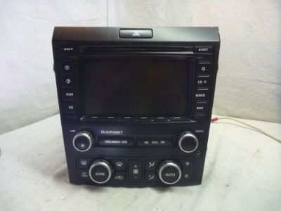 Buy 08 09 Pontiac G8 Blaupunkt Touch Screen Radio 6 Cd Player 92217147 DQ903 motorcycle in Williamson, Georgia, United States, for US $385.00