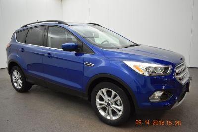 2018 Ford Escape SEL (Lightning Blue)