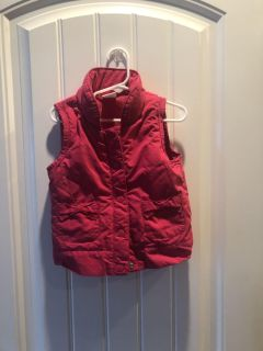Girl s Vest. Hot Pink. Size 3T/4T.