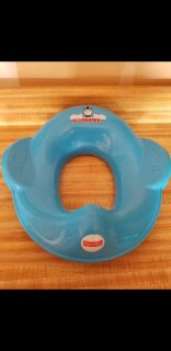 Thomas the train potty seat toilet