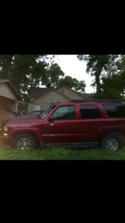 Chevy z71 tahoe