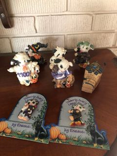 Mary s Moo Moos Halloween collection