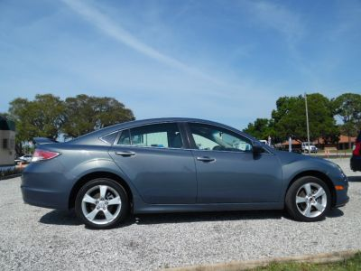 2011 Mazda Mazda6 i Sport (Gray)