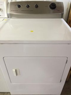 $240, Frigidaire Electric Dryer in White