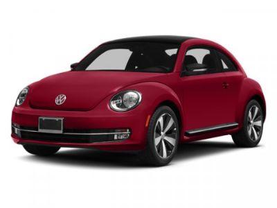 2014 Volkswagen Beetle Turbo PZEV (Platinum Gray Metallic)