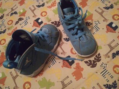 Jordans size 8c
