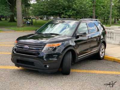 2013 Ford Explorer Limited ()