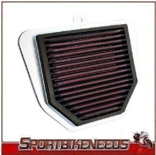 Sell K&N Air Filter Yamaha FZ1 Fazer 1000 06-12 FZ8 800 10-12 YA-1006 motorcycle in Elkhart, Indiana, US, for US $51.99