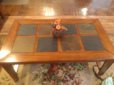 End Table, Coffee Table, Sofa Table, Furniture,Tables (Thibodaux)