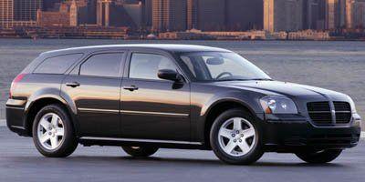 2005 Dodge Magnum SXT (Not Given)